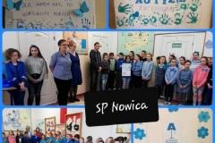 BRANIEWO NA NIEBIESKO -SP Nowica