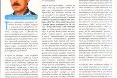 O zmeczonym  drwalu - artykuł P.  Romana Michalskiego