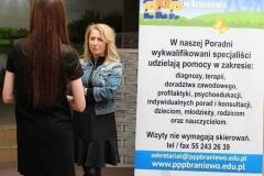"""MŁODZIEŻ PRZECIW NIENAWIŚCI"""" SPOTKANIE BCK BRANIEWO - 22.02.2019"""