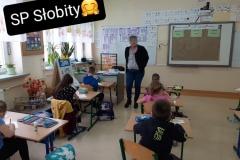 Na tropie wartości -Szkola Podstawowa w Slobitach