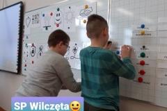 Na tropie wartości -Szkoła Podstawowa w Wilczętach
