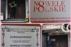 NARODOWE CZYTANIE - SPICHLERZ MARIACKI W BRANIEWIE 07.09.2019